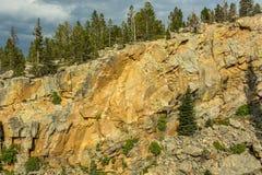 科罗拉多山 免版税库存图片