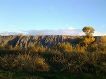 科罗拉多峭壁  免版税库存照片