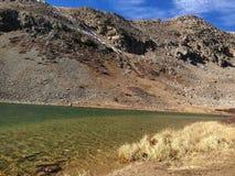 科罗拉多平安的水  库存照片
