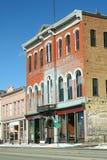 科罗拉多有历史的leadville 免版税库存图片