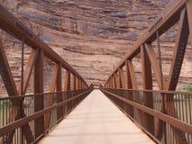 科罗拉多河桥梁 免版税库存照片