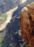 科罗拉多河 库存图片