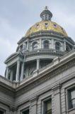 科罗拉多状态国会大厦建筑学 库存照片
