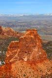 科罗拉多独立纪念碑 免版税库存照片
