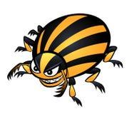 科罗拉多甲虫 库存图片