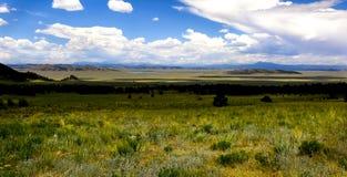 科罗拉多高原 库存图片