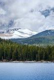 科罗拉多Mountain湖 免版税库存照片