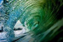 科罗纳多Shorebreak 免版税库存照片