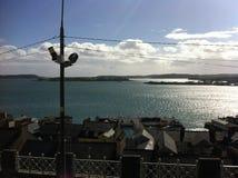 科芙市爱尔兰 免版税库存照片