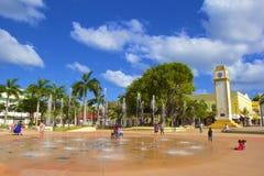 科苏梅尔,墨西哥,加勒比 免版税图库摄影