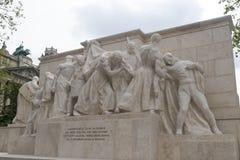 科苏特纪念品-布达佩斯,匈牙利 免版税库存照片