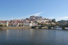 科英布拉葡萄牙 免版税库存照片