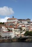 科英布拉-葡萄牙 库存照片