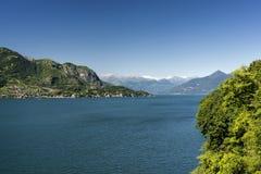 科莫& x28湖; Italy& x29; 免版税图库摄影