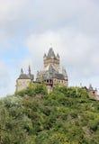 科赫姆皇家城堡(Reichsburg),德国 库存照片