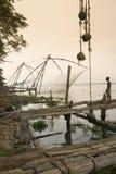 科钦南部的印度 库存照片