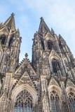 科隆大教堂 免版税库存图片