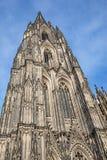 科隆大教堂 免版税图库摄影