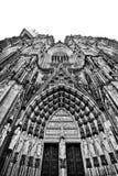 科隆教会 免版税库存照片