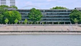 科隆莱茵河deutzer台阶 股票录像