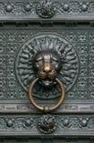 科隆香水狮子 免版税库存照片