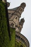 科隆,德国- 2016年9月11日:罗马式天主教会`总Sankt马丁`伟大的圣马丁在老镇彻尔 库存照片