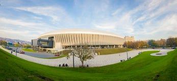 科鲁竞技场体育场 免版税库存图片