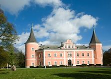 索科洛夫,捷克共和国 免版税库存图片