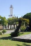科洛尼亚德尔萨克拉门托殖民地镇  免版税库存照片