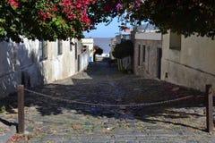 科洛尼亚德尔萨克拉门托街道 免版税图库摄影