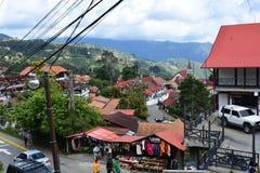 科洛尼亚省托瓦镇,委内瑞拉 免版税库存图片