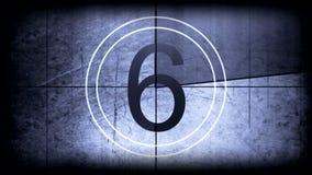 读秒普遍领导计数 向量例证
