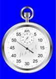 秒表。 库存照片