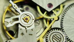 秒表时钟适应钢机制 股票视频