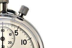 秒表 免版税图库摄影