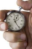 秒表 免版税库存照片