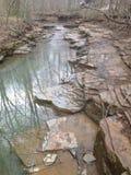 秘密一点被搁置的水Hideway 免版税图库摄影