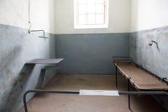秘密家政治犯的一所老监狱堡垒的 免版税库存图片