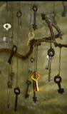 秘密钥匙2 库存图片