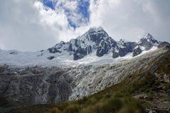 秘鲁山 库存图片