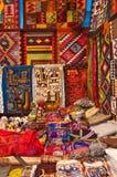 秘鲁工艺品 免版税库存图片