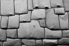 秘鲁石制品 免版税库存图片