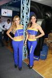 秘鲁采矿大会在阿雷基帕 免版税库存照片