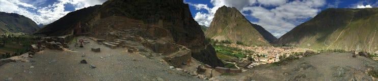 秘鲁-库斯科 免版税图库摄影
