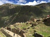 秘鲁-库斯科 免版税库存图片