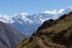秘鲁-风的门 免版税图库摄影