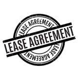 租借协定不加考虑表赞同的人 免版税库存图片