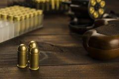 秩序武器  免版税库存照片