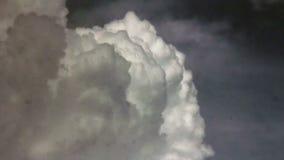 从积云的雨 股票视频