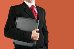 移动办公室 免版税库存照片